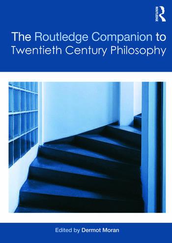 The Routledge Companion to Twentieth Century Philosophy book cover