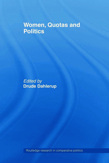 Women, Quotas and Politics book cover