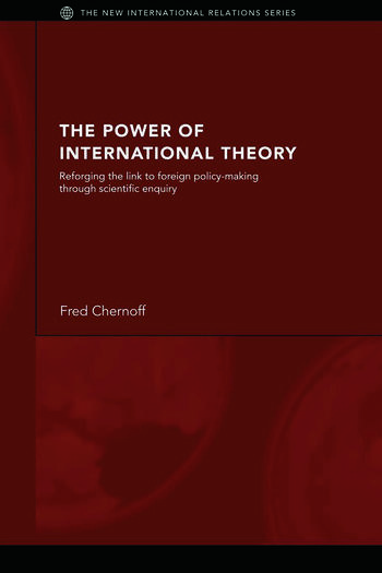 an analysis of the americocentric status of the discipline of international relations Including the fundamental factors governing international relations  of analysis prereq: un2 status in political science (3) analysis of.