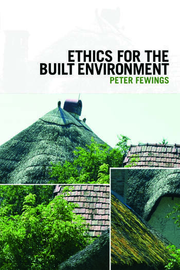 Ethics for the Built Environment book cover