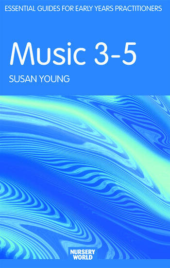 Music 3-5 book cover