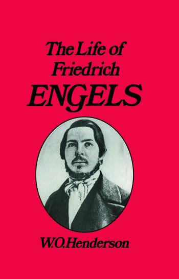 Friedrich Engels book cover
