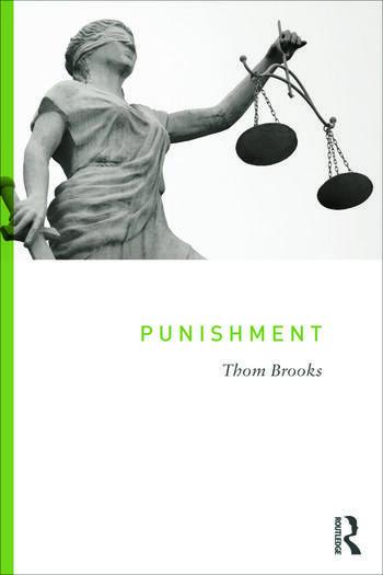 Punishment book cover