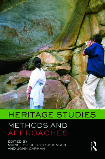 Heritage Studies Methods and Approaches book cover