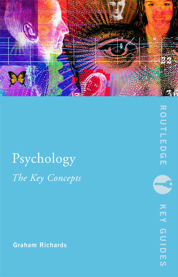 Psychology: The Key Concepts book cover