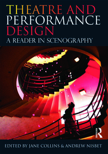 Theatre and Performance Design A Reader in Scenography book cover