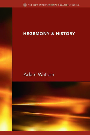 Hegemony & History book cover