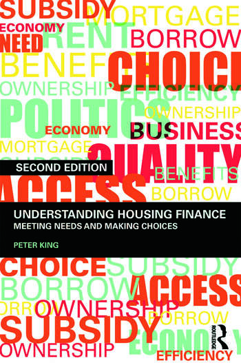 Understanding Housing Finance Meeting Needs and Making Choices book cover