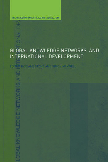 Global Knowledge Networks and International Development book cover