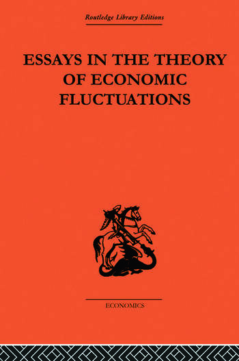Essays in the Theory of Economic Fluctuations book cover