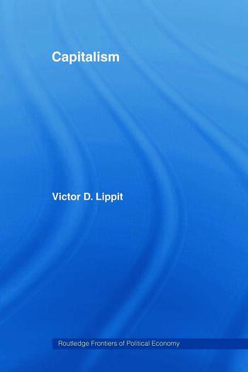 Capitalism book cover
