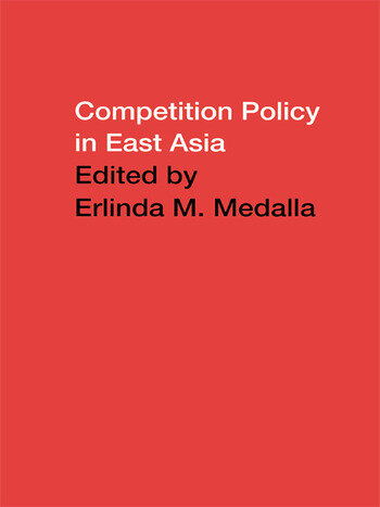 Competition Policy in East Asia book cover