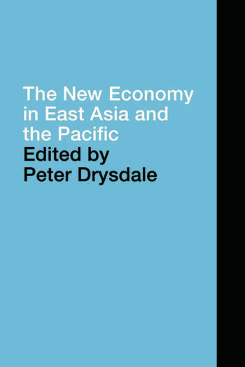 The New Economy in East Asia and the Pacific book cover