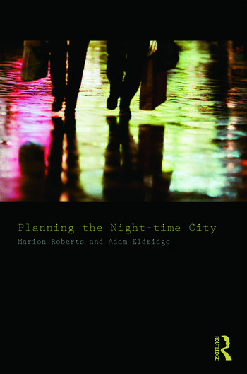 Planning the Night-time City book cover