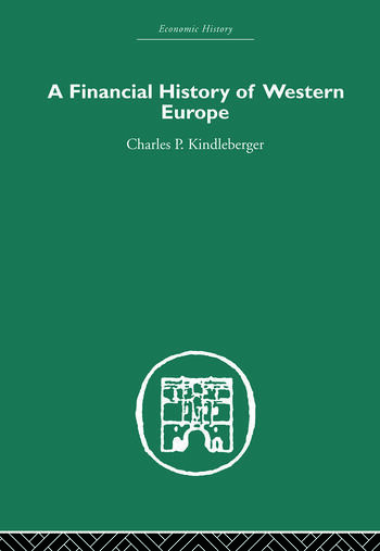 A Financial History of Western Europe book cover