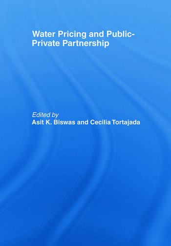 Water Pricing and Public-Private Partnership book cover
