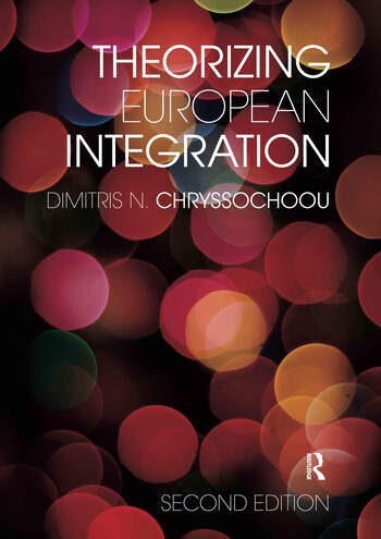 Theorizing European Integration book cover