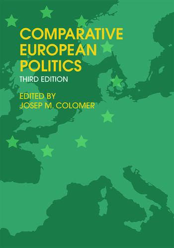 Comparative European Politics book cover