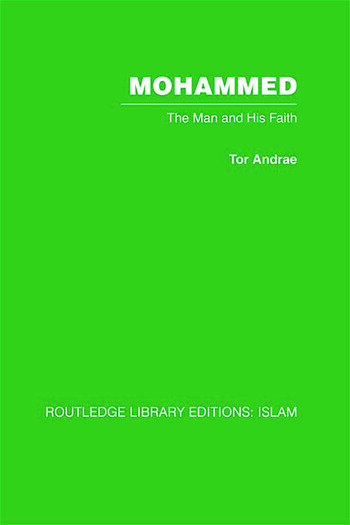 Mohammed The Man and his Faith book cover