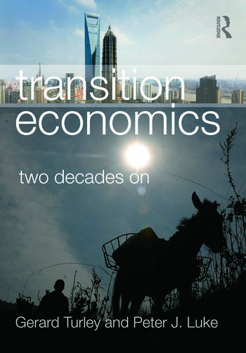 Transition Economics Two Decades On book cover
