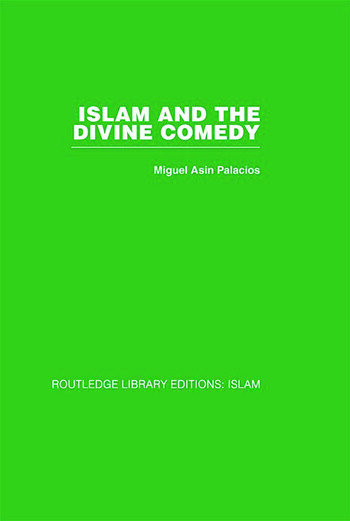 Islam and the Divine Comedy book cover