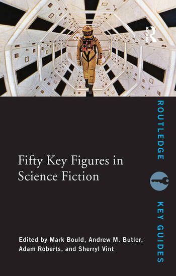Fifty Key Figures in Science Fiction book cover