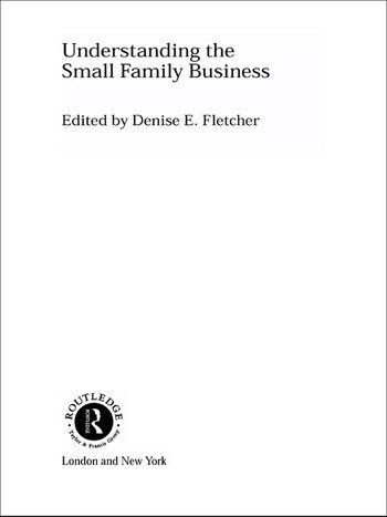 Understanding the Small Family Business book cover