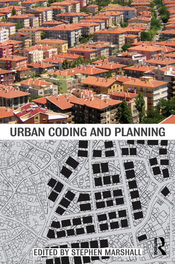 Urban Coding and Planning book cover