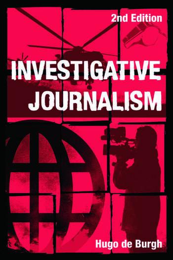 Investigative Journalism book cover
