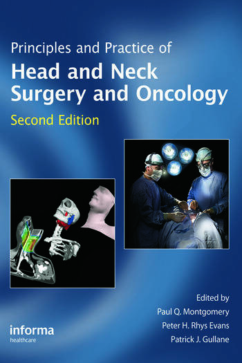 Principles and Practice of Head and Neck Surgery and Oncology book cover