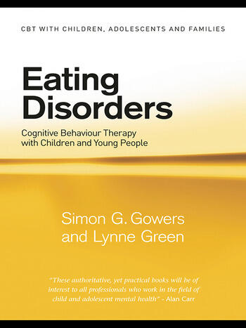 Eating Disorders Cognitive Behaviour Therapy with Children and Young People book cover