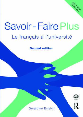 Savoir Faire Plus Le Français à l'Université book cover