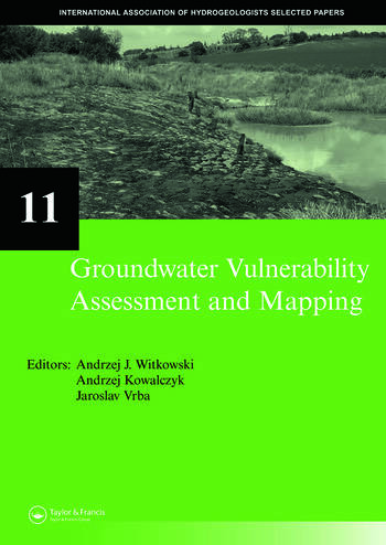 Groundwater Vulnerability Assessment and Mapping IAH-Selected Papers, volume 11 book cover