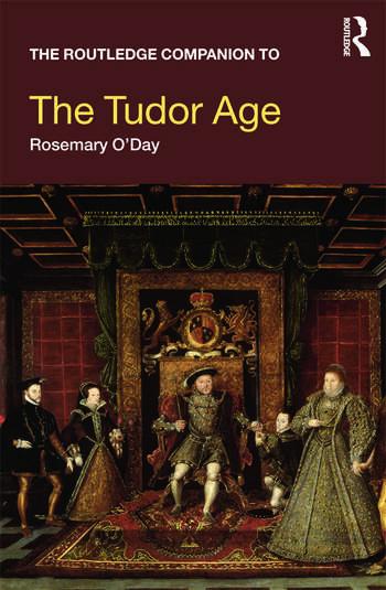 The Routledge Companion to the Tudor Age book cover