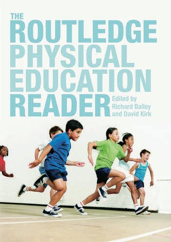 The Routledge Physical Education Reader book cover