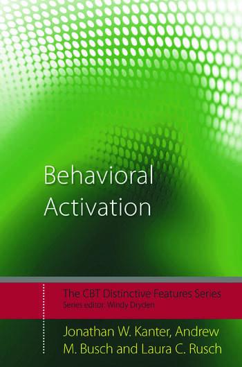 Behavioral Activation Distinctive Features book cover