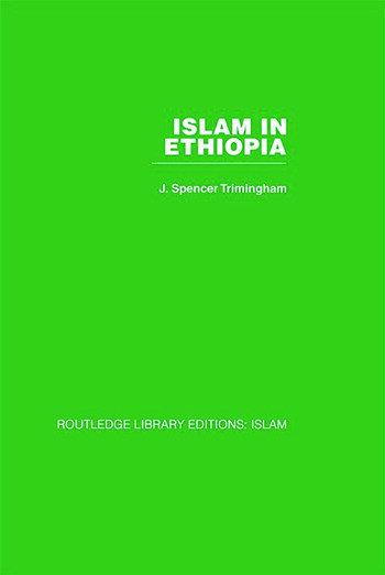 Islam in Ethiopia book cover