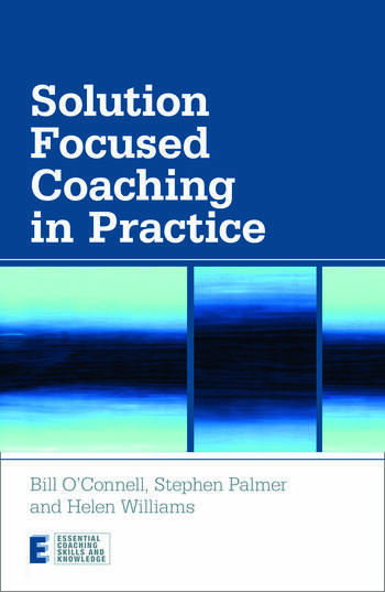 Solution Focused Coaching in Practice book cover