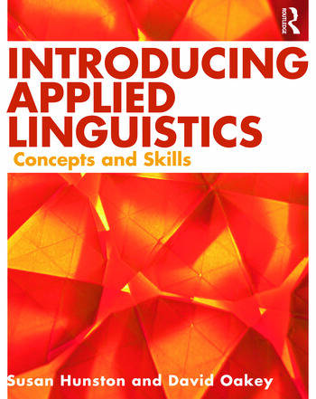 Introducing Applied Linguistics Concepts and Skills book cover