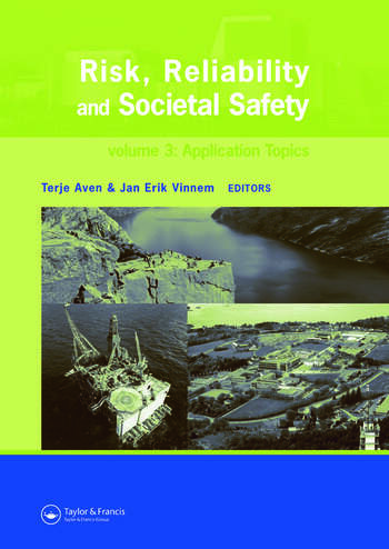 Risk, Reliability and Societal Safety, Three Volume Set Proceedings of the European Safety and Reliability Conference 2007 (ESREL 2007), Stavanger, Norway, 25-27 June 2007 book cover