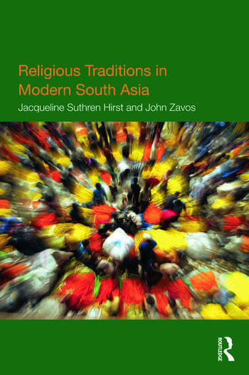 Religious Traditions in Modern South Asia book cover