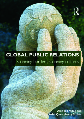 Global Public Relations Spanning Borders, Spanning Cultures book cover