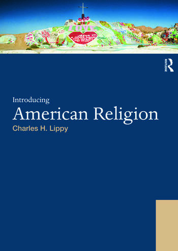 Introducing American Religion book cover