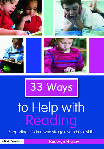 33 Ways to Help with Reading Supporting Children who Struggle with Basic Skills book cover