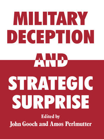 Military Deception and Strategic Surprise! book cover