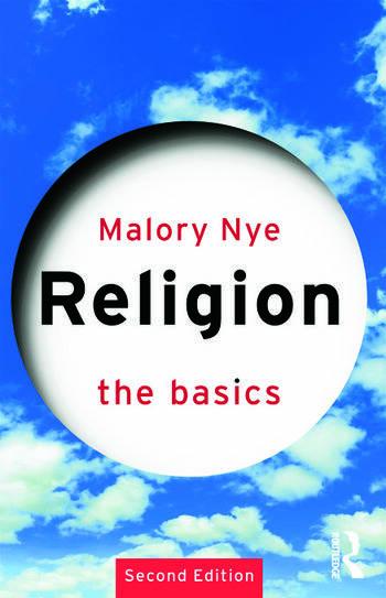Religion: The Basics book cover