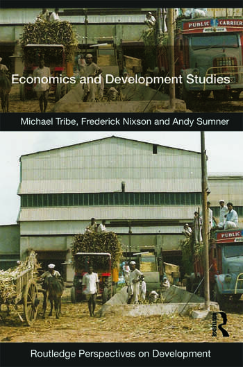 Economics and Development Studies book cover