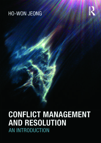 Conflict Management and Resolution An Introduction book cover
