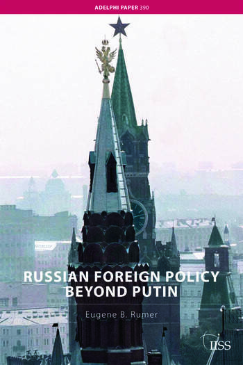 Russian Foreign Policy Beyond Putin book cover