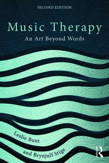Music Therapy An art beyond words book cover
